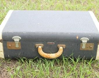 Vintage Franklin Suitcase