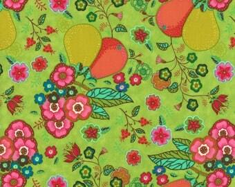 11451-15 Malabar Green, Trade Winds by Lily Ashbury for Moda