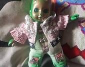 OOAK Raider Baby Doll - G...