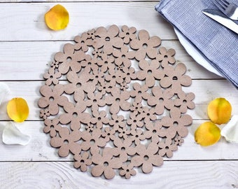 Eco Placemats Daisy