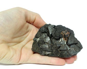 Magnetite (Lodestone) Crystals
