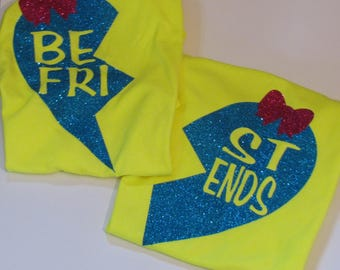 Best Friends Shirt, Bestie Shirt, BFF Shirt, Shirts For Friends, Matching Friends, Best Friends Shirts