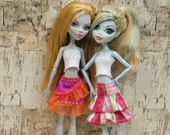 2 Monster Fashion Flirty Skirts
