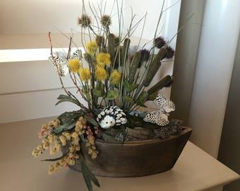 Woodland Floral Arrangement