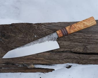 Saw Blade Gyuto - Japanese Style Chef Knife