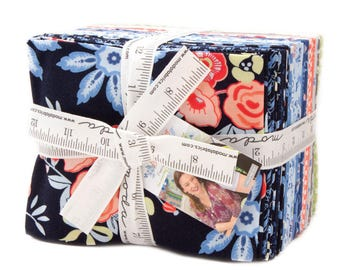 Bloomsbury cotton fat quarter bundle by Fanny and Jane for Moda fabric