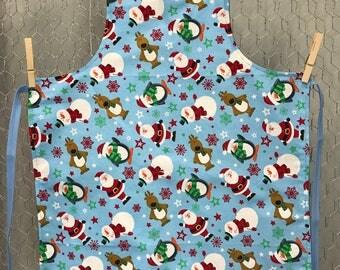 Santa Childs Apron
