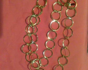 metal eyeglass chains