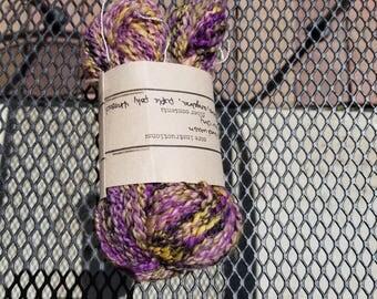 Thread Plied Handspun Sport Yarn