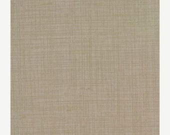 12% off thru July French General Favorites Moda by the half yard cotton quilt fabric roche gray solid like 13529-20