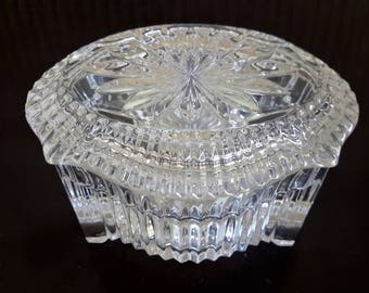 Waterford Crystal Music Box - Jewelry Trinket Box Plays Memory from Cats Wonderful Gift Item