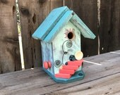 "Special Order Catherine Harrison Birdhouse with 2"" Hole Size"