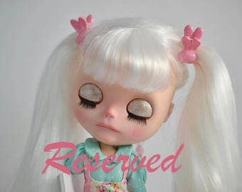 Reserved for A***** Arabella -Custom Blythe Doll by Sweet Petite Shoppe