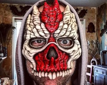 "Skull Mask ""Blood King"""