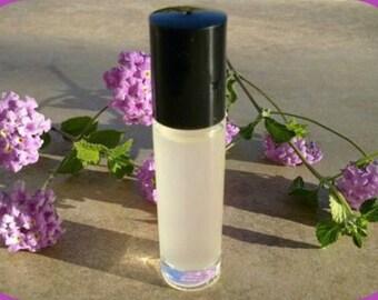 Tobacco Flower - Fragrance Perfume Roll-On Oil - 10 ml Bottle