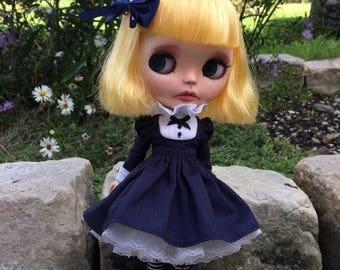 Gracey Takara original blythe doll custom