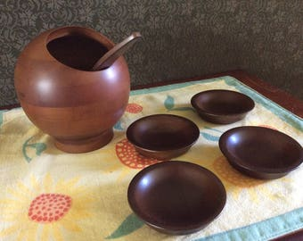 Hellerware 6 Piece Nut Dish Set