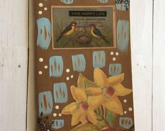 Traveler's notebook junk journal
