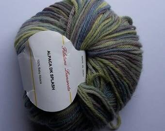 Butter Soft 100% Baby Alpaca yarn - 50g, sport weight