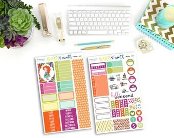 Autumn Dreams Mini Kit // Personal Kit // Planner Stickers // MINI0601
