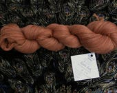 Madder Kettle Sock Yarn - Natural Dye - Fingering Weight