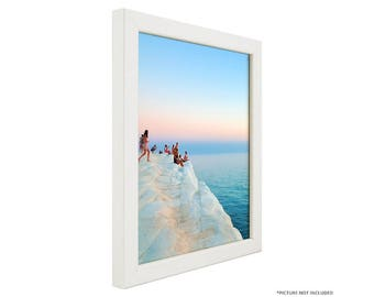 """Craig Frames, 16x20 Inch Modern Off-White Picture Frame, Colori 0.75"""" Wide (720211620)"""