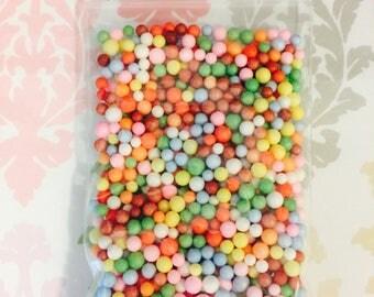 CRuNcHy foam balls slime accessory