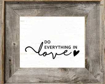 Instant download file Do Everything in Love
