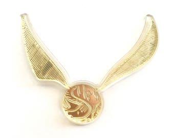 Golden Snitch brooch