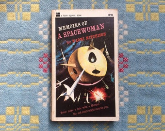 Memoirs of a Spacewoman - Naomi Mitchison - 1960s Science Fiction Book