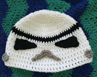 Stormtrooper hat