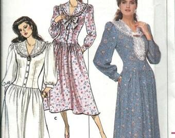 ON SALE Butterick 5713 J.G. Hook Misses Dress Pattern, Size 6-8-10 Uncut