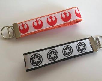 Star Wars Wristlet Keychain