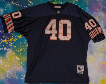 Chicago BEARS #40 Sayers Sports Jersey Size 60