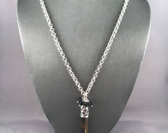 Crystal Shard Necklace
