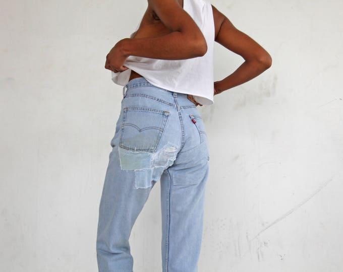 LEVI'S 501 High Waist Jeans