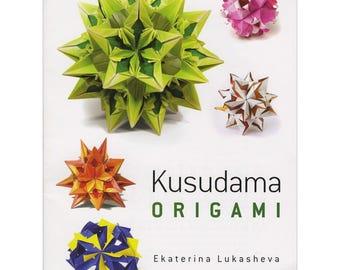 Kusudama Origami Pattern Book
