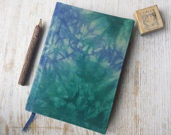 2018 Hourly Index Diary Planner Calendar Agenda African Print Vibrant Unique Original Hardback - traditional African batik