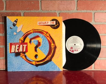 The English Beat What Is Vinyl Record Album LP 1983 In Shrink Mirror