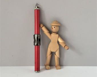 Six Inch Tree Borer, Vintage Jim-Gem Incremental Borer, Djos 25 Sweden, Forestry Suppliers, Forestry Tools