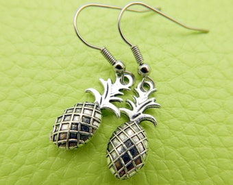 Pineapple Earrings stainless steel