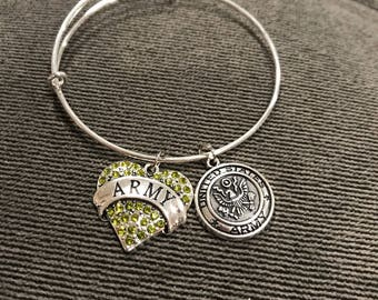 Army Bracelet