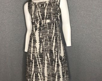 MAX MARA Printed Dress Size: 10