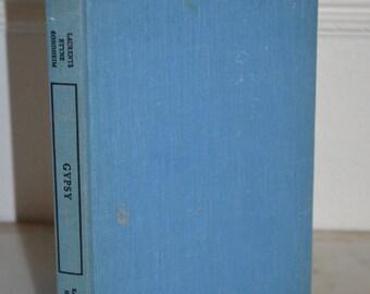 BOOK SALE! Vintage Hardback Book: Gypsy (Arthur Laurents) 1960