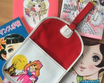 Cute vintage Sweetie Big Eyed Girl  handbag