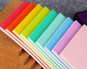 9 Pcs Rubber Block SET - DIY Layer Rubber Blocks - Rainbow Rubber Stamp - Stamp Carving - 15cm x 10cm - MR003