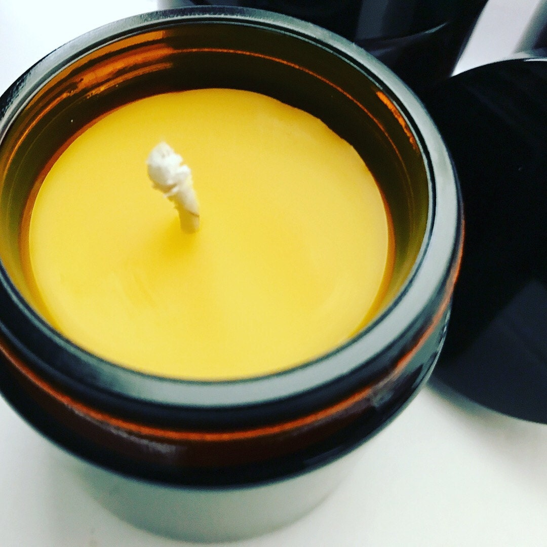 Sage and Synergy Beeswax Candle