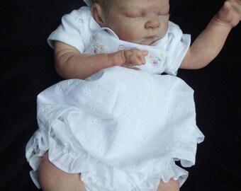 custom made reborn baby doll  from serah by adrie stoete  lillb'ees reborn babies