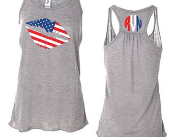 4th Of July Tank For Women, 4th of July, Fourth of July, 4th Of July Tank Top, USA, Patriotic Tank, 4th of July Shirt, Fourth Of July Shirt