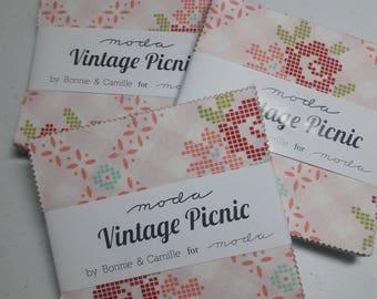 Bonnie & Camille Vintage Picnic- 3 charm packs